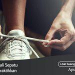 Gaya Mengikat Tali Sepatu Yang Mudah Dipraktikkan Oleh Balita
