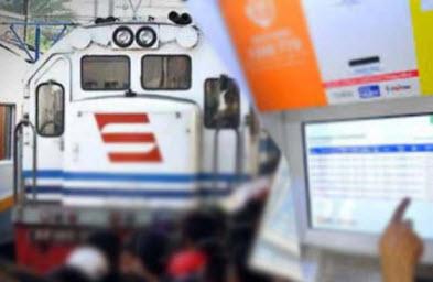 Beli Tiket Kereta Api Via Travel Agent