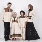 Model Baju Lebaran Keluarga Terbaru 2018 yang Wajib Kamu Coba