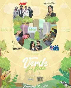 Event Pensi SMAN 80 Jakarta Bertajuk Verde La Vida 2018