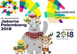 Asian Games Palembang Jakarta 2018