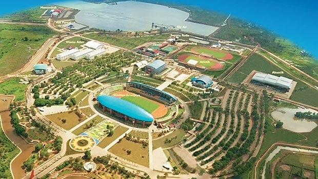 Jakabaring Sport City Palembang