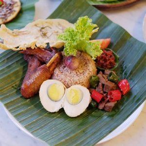 Nasi Blawong, Yogyakarta