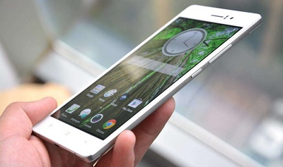 Smartphone Androir Tipis, OPPO R5