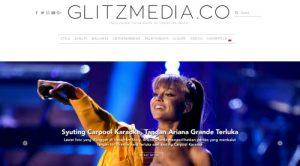 Portal Wanita Terbaik, Glitzmedia.co