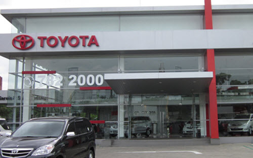Dealer Resmi Toyota