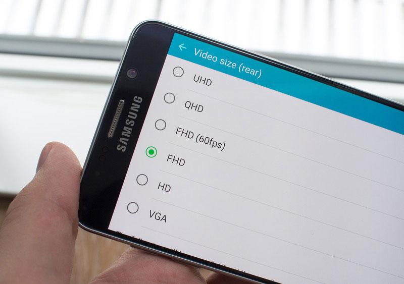 Melakukan Pengaturan Manual di Smartphone