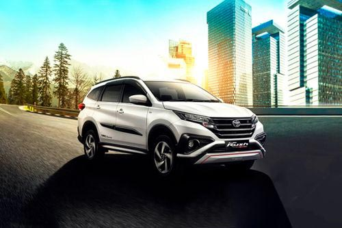 Harga Mobil Toyota Rush 2019