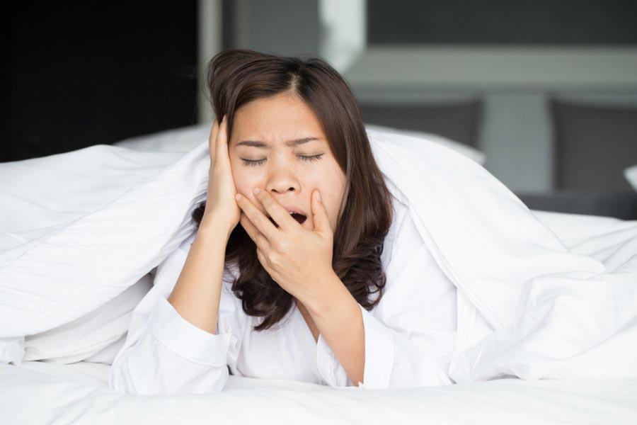 Tips Mengatasi Sulit Tidur Setelah Melahirkan