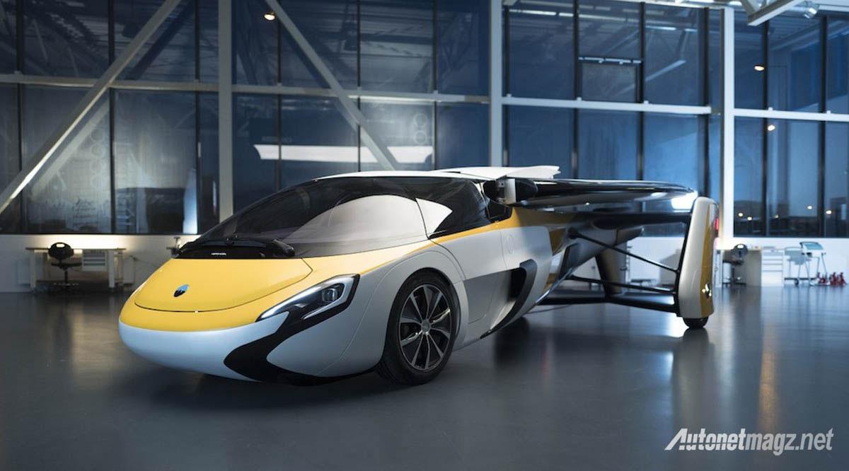 AeroMobil, Teknologi Mobil Terbang