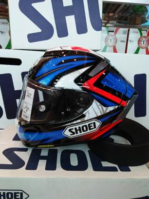Helm Full Face SHOEI