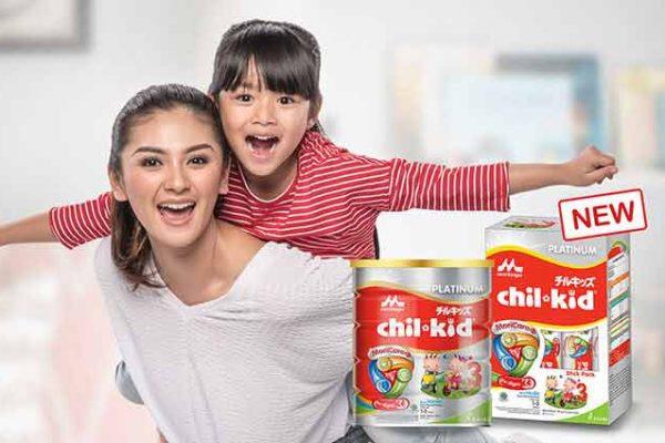Keunggulan Merk Susu Formula Bayi Berkualitas Morinaga Chil Kid