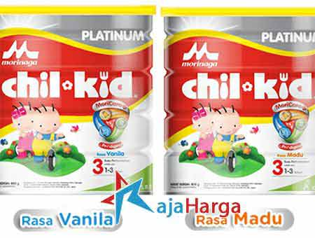 Varian Rasa Susu Morinaga Child Kid