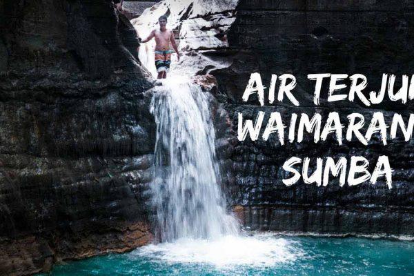 Air Terjun Waimarang Sumba, NTT