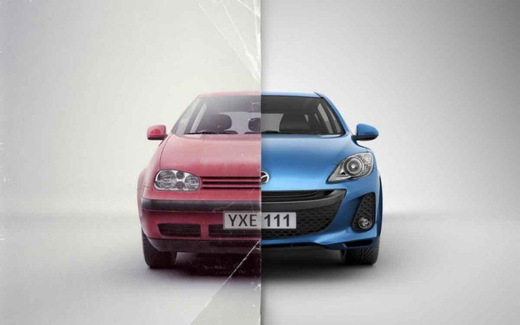 Memilih antara mobil bekas atau baru